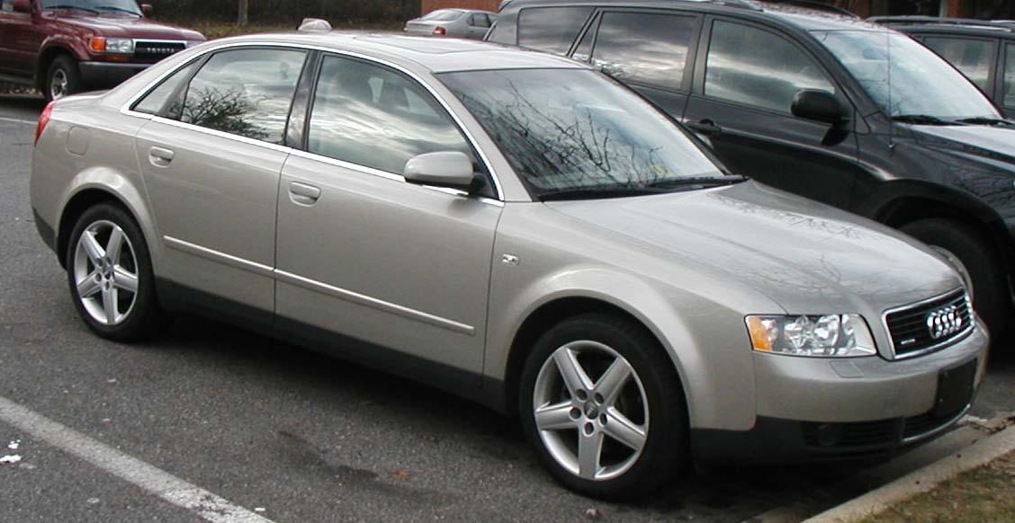 Vynechávání zapalování Audi A4, 2.4 benzin