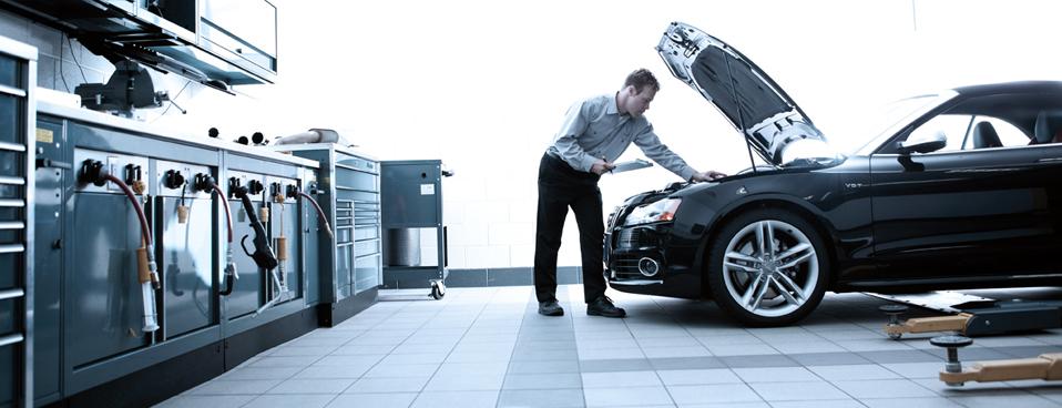 Audi servis Praha 3