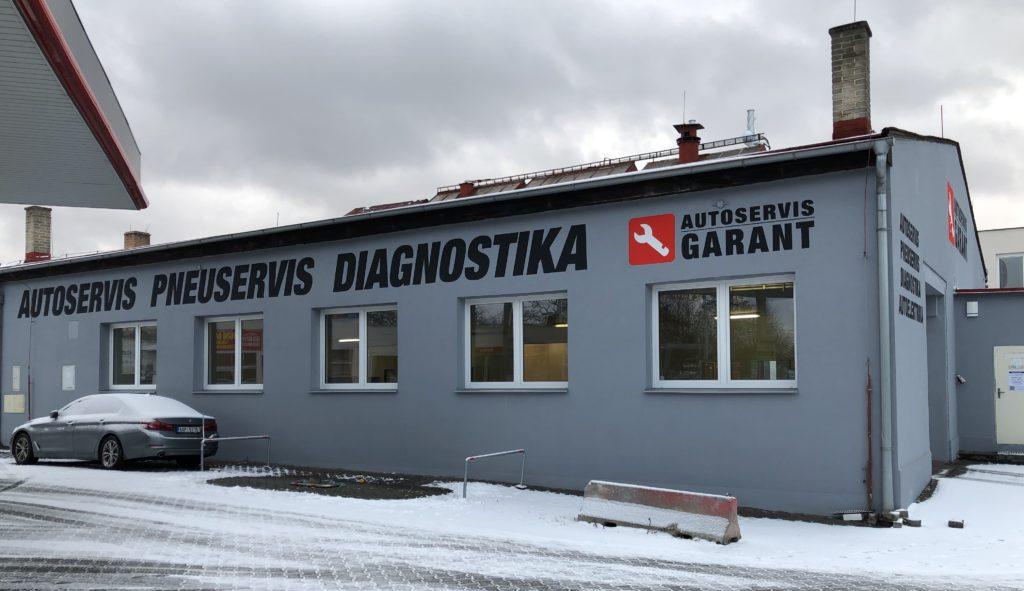 Autoservis Praha 10 Průběžná STK